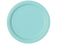 Тарелка Robin's Egg Blue 17см 8шт/A