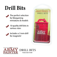 Army Painter Drill Bits (2019) / Свёрла для модельных дрелей