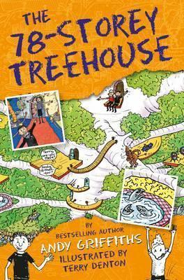 Kitab The 78-Storey Treehouse   Andy Griffiths