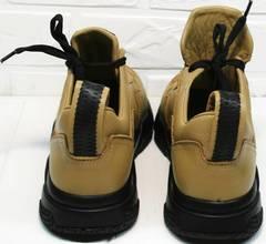 Красивые кроссовки женские Poletto 2408 DB