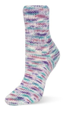 Rellana Flotte Socke Farbklexx ручного крашения