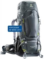 Рюкзак туристический Deuter Aircontact PRO 60 + 15 (2017)