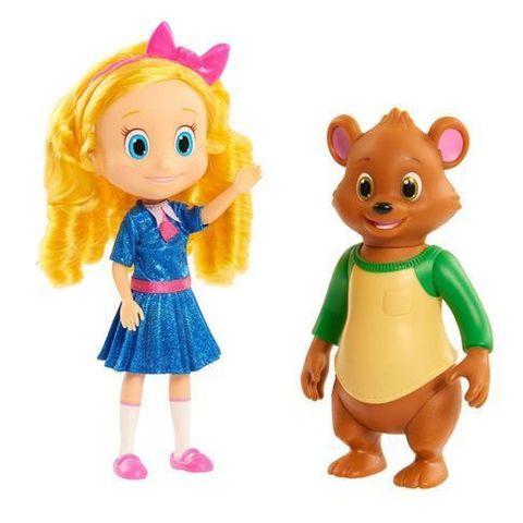 Игровой набор Голди и Мишка - Goldie and Bear, Disney