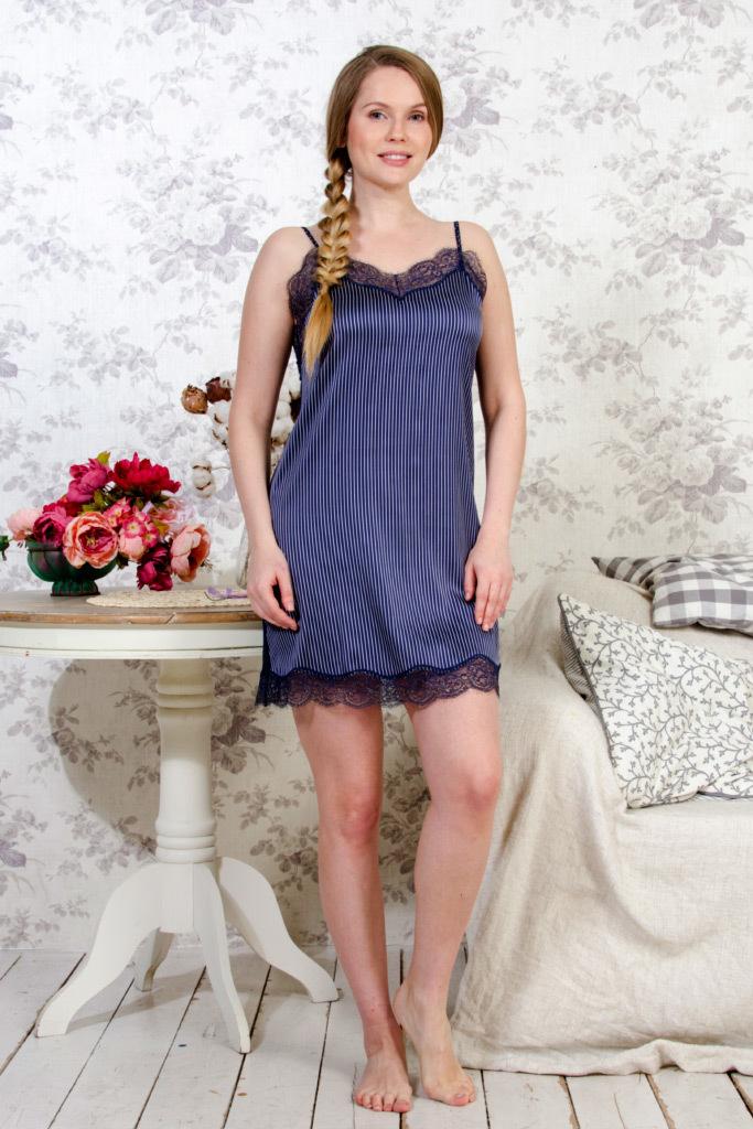 Короткая ночная сорочка Le Chat