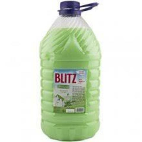 Бальзам для мытья посуды Blitz Алоэ-вера 5 л