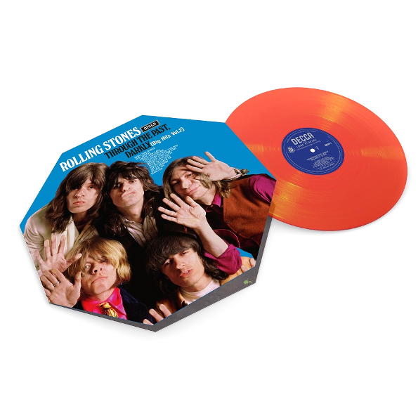 The Rolling Stones Quot Through The Past Darkly Big Hits Vol