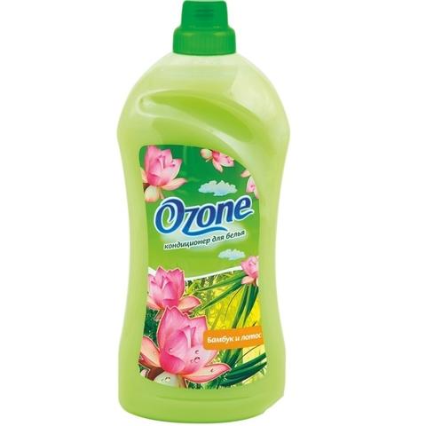 Фабрика Ромакс Ozone Кондиционер для белья Бамбук и лотос 2л