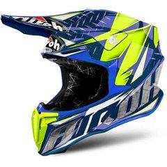 Шлем Airoh Twist Color Twist Iron Blue Gloss