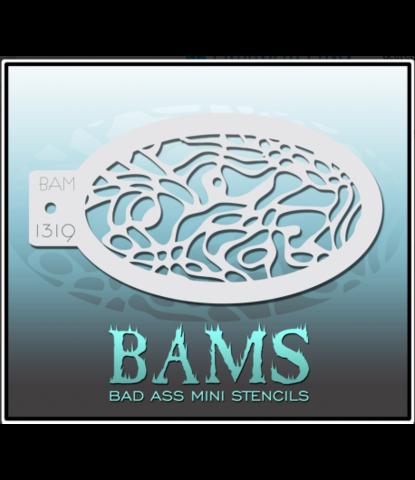 Трафарет BAMS 1319