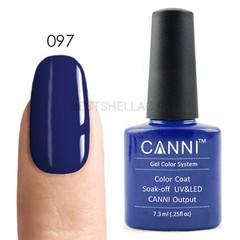 Canni, Гель-лак 097, 7,3 мл