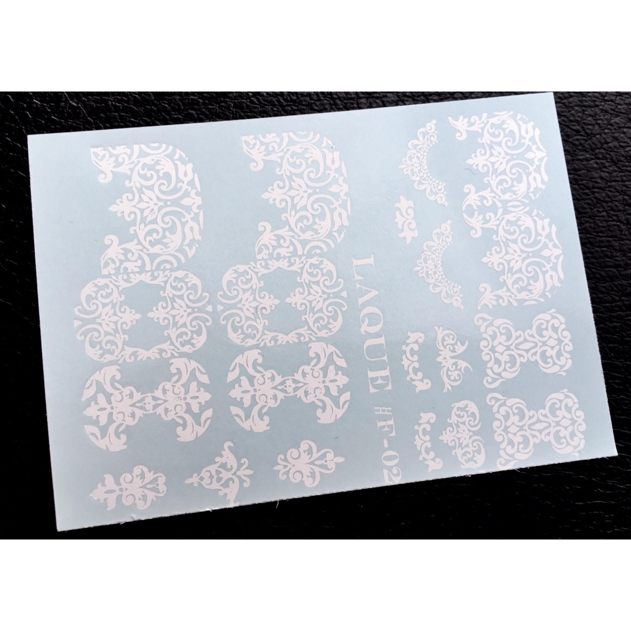 Слайдер-дизайн #F-02 (Белый)