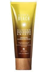 Alterna Bamboo Beach Summer Sun-Kissed Smooth - Солнцезащитный разглаживающий крем для блеска волос с экстрактом бамбука