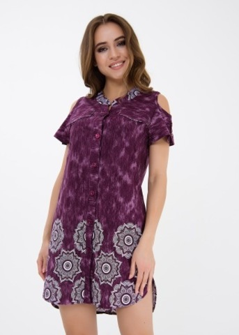 3511 Рубашка на пуговицах