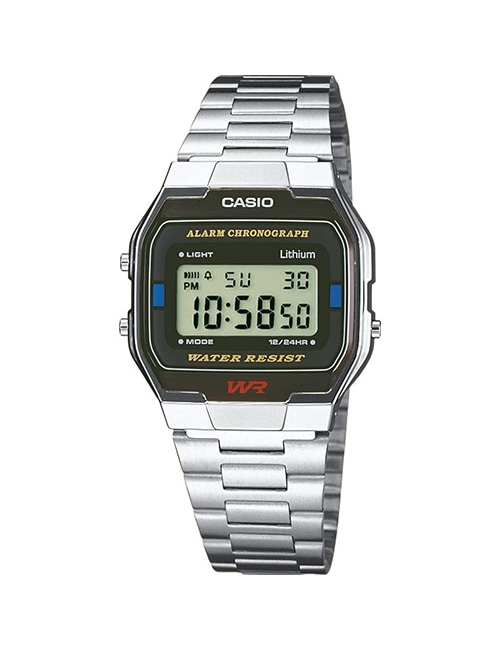 Часы мужские Casio A-163WA-1QES Casio Collection