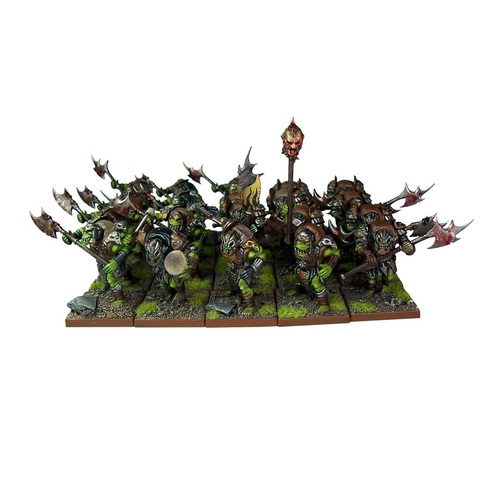 Orc Greatax Regiment Discount