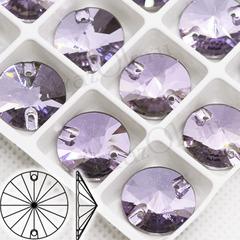 Купите стразы пришивные Rivoli Light Violet в интернет-магазине оптом