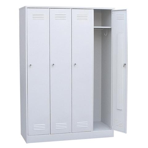 Шкаф для одежды четырехстворчатый - фото