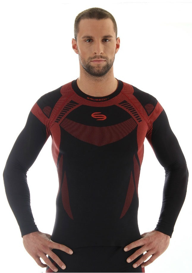 Термобелье рубашка мужская Brubeck Dry (LS12200)