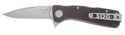 Купить Складной нож SOG Мод. TWITCH XL 97162 по доступной цене