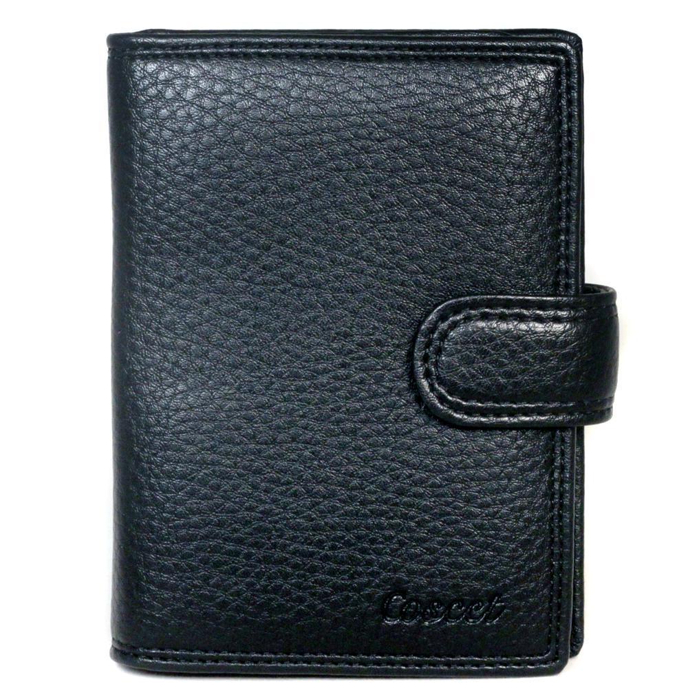 Обложка для автодокументов и паспорта из иск.кожи Coscet B405-17A