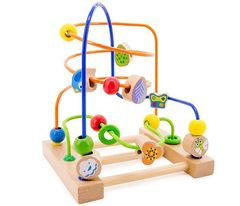 Игрушки из дерева Лабиринт № 3 (Д072)
