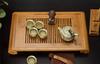 Чабань из бамбука #657