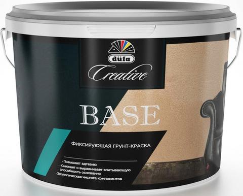 Dufa Creative Base/Дюфа Креатив База Фиксирующая грунт-краска