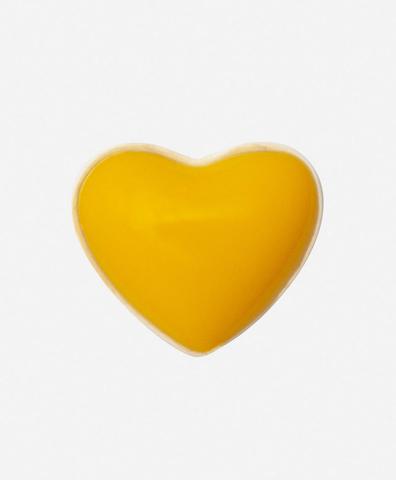Моно-серьга Love U Yellow