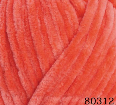 Купить Пряжа Himalaya Dolphin Baby Код цвета 80312 | Интернет-магазин пряжи «Пряха»