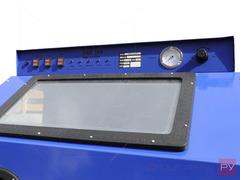 Панель управления пескоструйной камеры