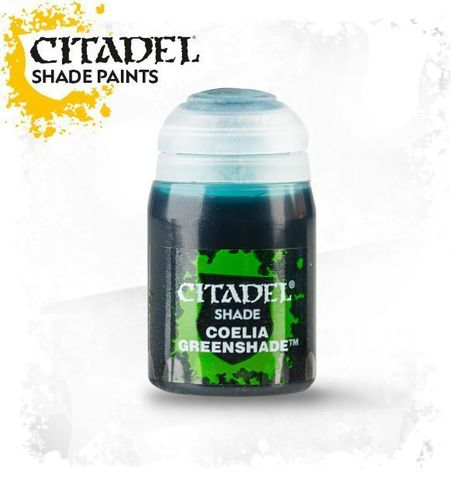 SHADE: COELIA GREENSHADE (24ML)
