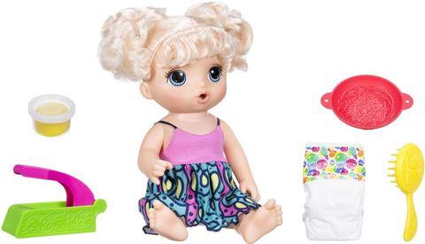 Baby Alive Кукла Малышка и лапша