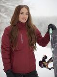 Премиальный теплый зимний костюм Nordski Mount Wine женский с высокой спинкой