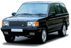 Защита передних фар прозрачная Land Rover Range Rover 1995- (221020)