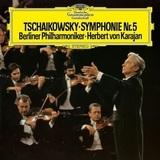 Herbert von Karajan, Berlin Philharmonic / Tschaikowsky: Symphonie Nr. 5 (LP)
