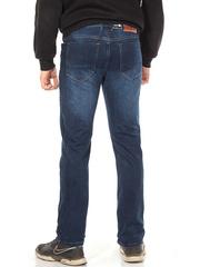 B007 джинсы мужские, синие