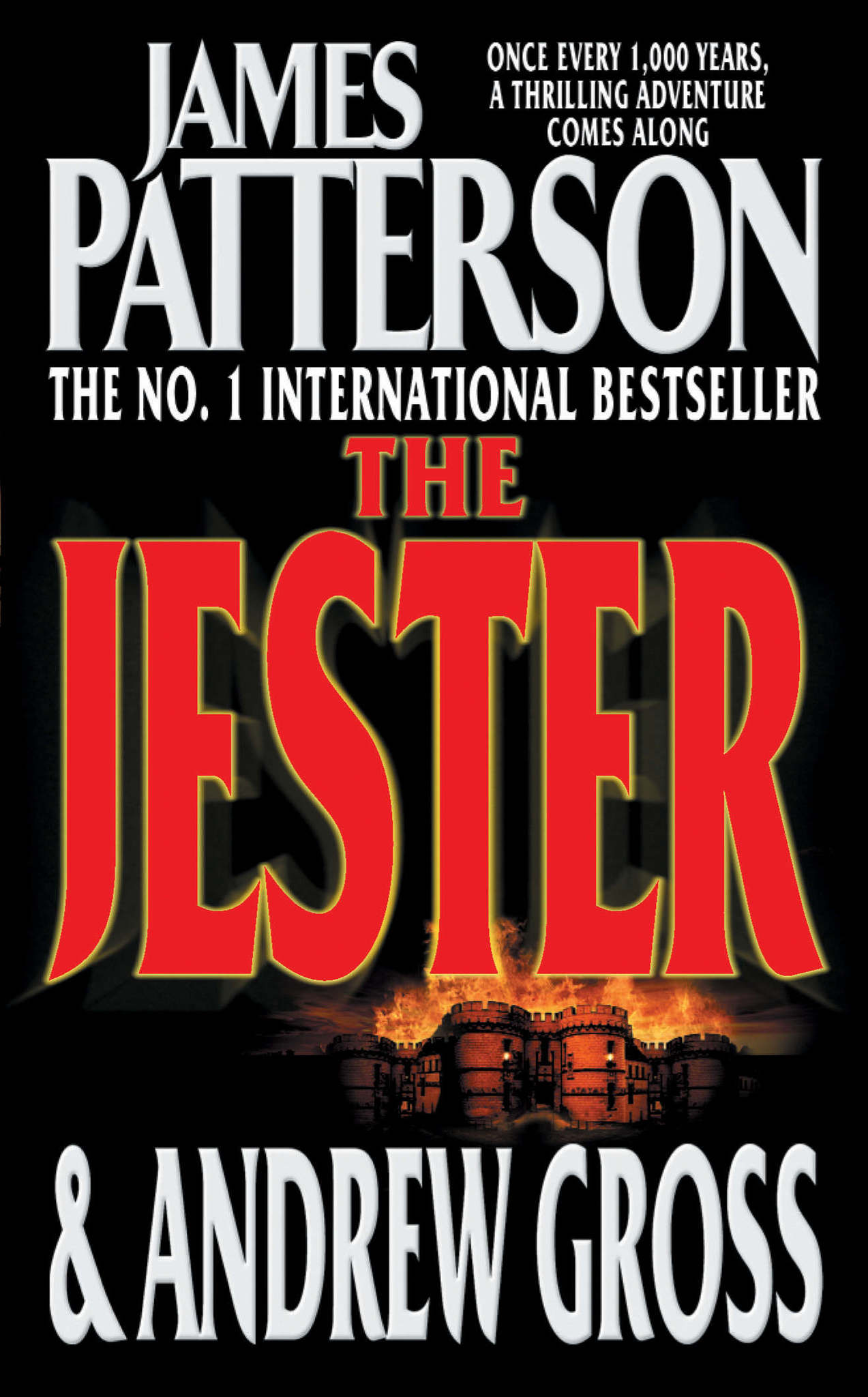Kitab The Jester   James Patterson, Andrew Gross