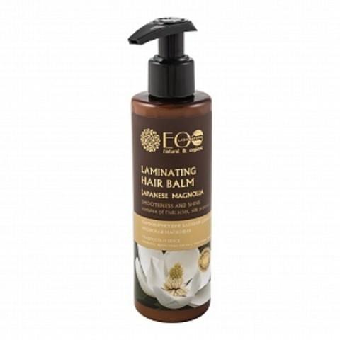 EO Laboratorie Бальзам для волос Ламинирующий гладкость и блеск 200 мл