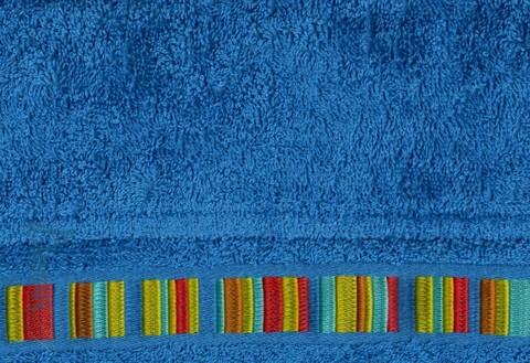 Полотенце 100х150 Caleffi Yupi синее