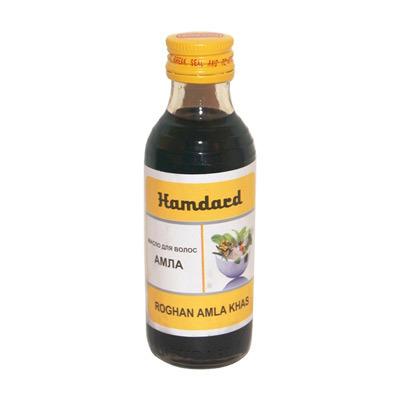 Hamdard Амлы для волос Roghan Amla Khas 100мл