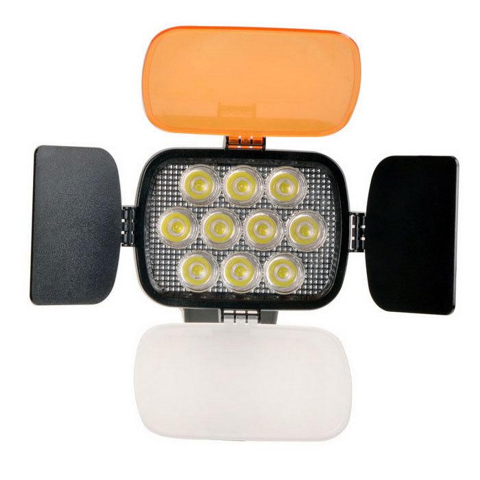 Светодиодный накамерный свет Professional Video Light LED-VL012