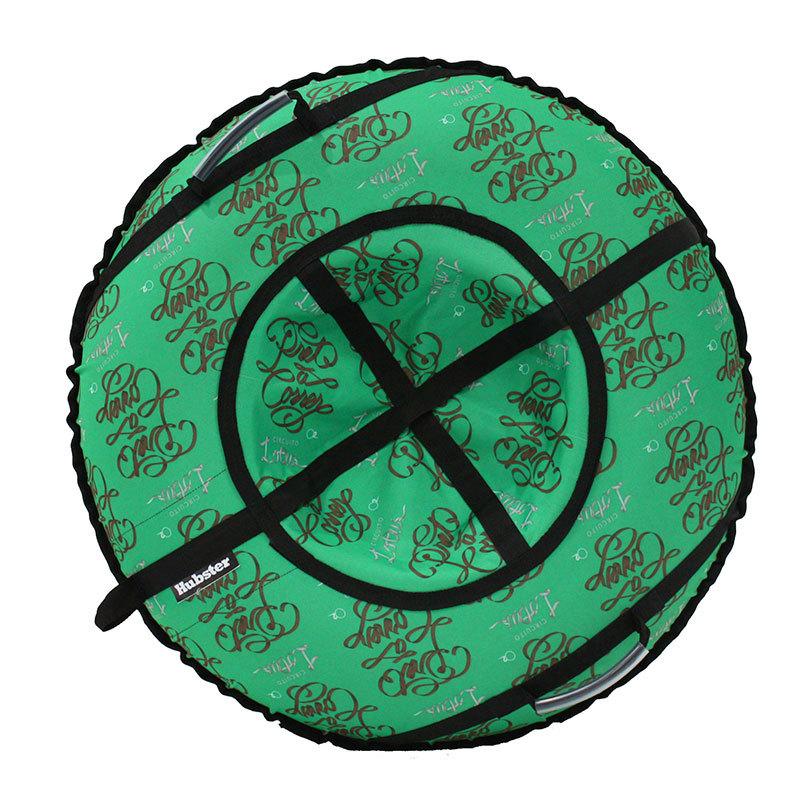 Тюбинг санки-ватрушка Hubster Люкс Plus Барвиха - Тюбинги, артикул: 931303