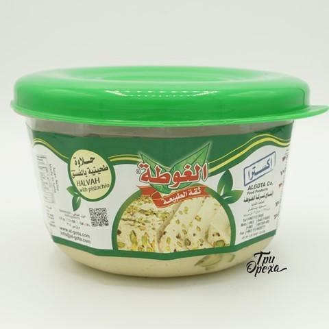 Халва фисташковая, Halvan with pistachio ALGOTA, 500 гр