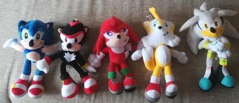 Набор мягких игрушек Супер Соник