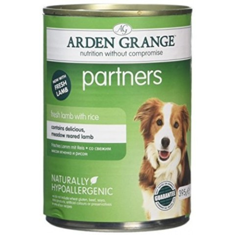 ARDEN GRANGE PARTNERS, LAMB & RICE 0.395 кг- 12шт