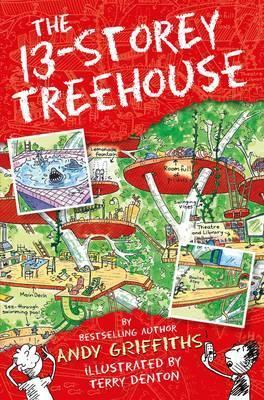Kitab The 13-Storey Treehouse   Andy Griffiths