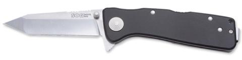 Купить Складной нож SOG Мод. TWITCH XL TANTO 97032 по доступной цене