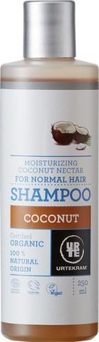 Шампунь для нормальных волос Кокос, 250 мл. URTEKRAM