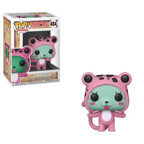 Фигурка Funko POP! Vinyl: Fairy Tail S3: Frosch 30605
