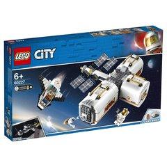 Конструктор LEGO City Space Port Лунная космическая станция 60227